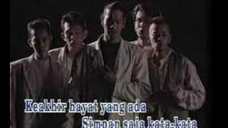 Shades - Jangan Ucap  Selamat Tinggal (Original Footage)