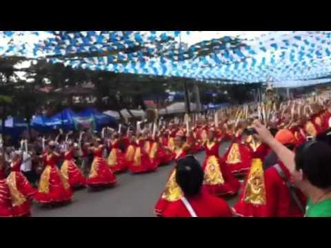 Sinulog 2012 || Street Dancing || Carcar
