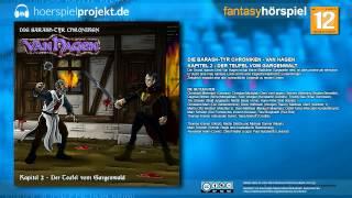 Die Barash-Tyr Chroniken - Kapitel 2 - Van Hagen (Fantasy / Hörspiel / Hörbuch / Komplett)