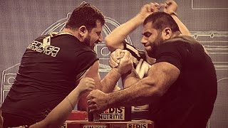 European Armwrestling Championship 2016 RIGHT +110 KG