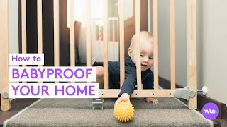 Babyproofing Your Home - What to Expect