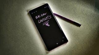 EVO ŠTO SVE MOŽETE sa S PEN olovkom na Galaxy Note 9!