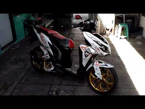 Video Modifikasi Vario 125 fi