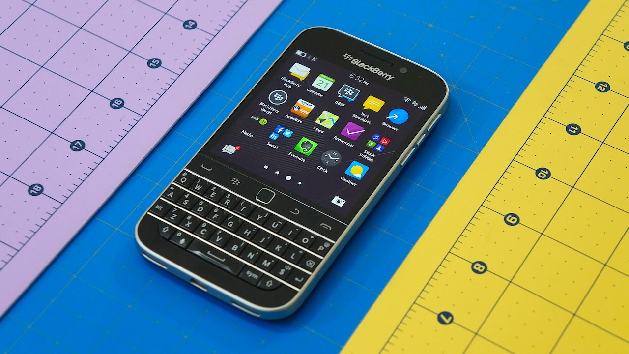 How The iPhone Killed the Blackberry – Ringtone Search