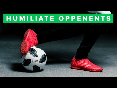 3 Football Skills To Humiliate Your Opponents