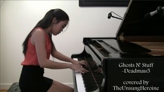 Ghosts N' Stuff   Deadmau5 Ft. Rob Swire (Piano Cover)