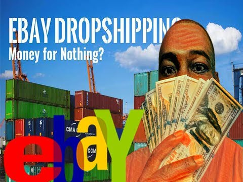 Making Money Dropshipping on eBay The Fastest & Easiest Way As A Beginner 2017-2018 (Video Proof)