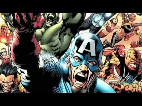 Historie komiksových postav #8: The Avengers