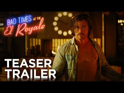 Movie Trailer: Bad Times at the El Royale (2018) (0)