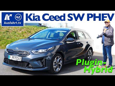 2020 Kia Ceed SW Plug-in Hybrid PHEV 1.6 GDI 6DCT - Kaufberatung, Test deutsch, Review, Fahrbericht