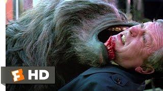 An American Werewolf in London (1981) - London Massacre Scene (9/10) | Movieclips