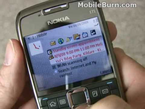 Nokia E71 smartphone review