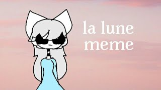 La lune (animation(?) Meme)