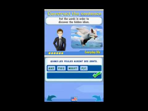 Buddy Anglais Nintendo DS