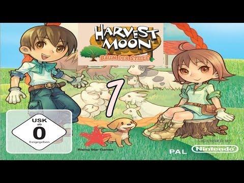 Let's Play Harvest Moon Baum der Stille - Part 1 - Willkommen in Waffelstadt