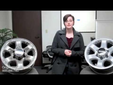 I-290 Rims & I-290 Wheels - Video of Isuzu Factory, Original, OEM, stock new & used rim Co.