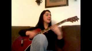 """Fiona Apple """"A Mistake"""" acoustic guitar cover"""