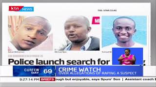 Crime Watch: Embu North DCIO arraigned in court over rape allegations as Activist Njau still missing