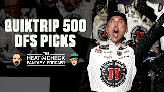 NASCAR DFS Preview For The Folds Of Honor QuikTrip 500