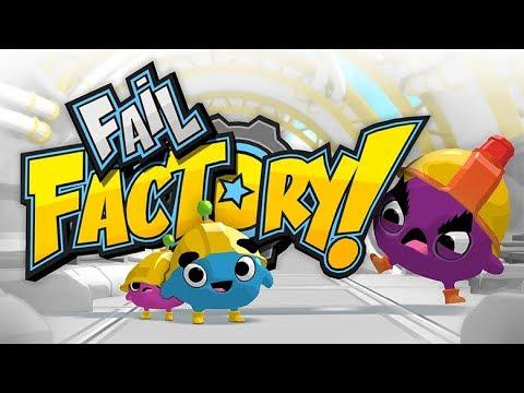 Fail Factory! Launch Trailer