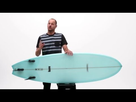 Modern Surfboards Blackfish