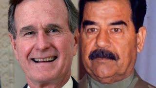 Wikileaks Reveals Saddam And Bush Negotiated Before Kuwait Invasion thumbnail