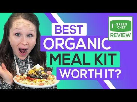 👨🍳 Green Chef Review 2020: Is This Clean & Organic Meal Kit Worth It? (Taste Test)