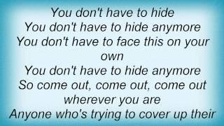 Joy Williams - Hide Lyrics