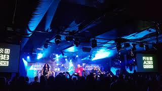 Armored Saint - March of the Saint & Long Before I Die & Chemical Euphoria-live Budapest A38