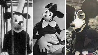 Evolution Of Creepy Mickey Mouse Vintage Halloween Costumes! DIStory Ep. 14 - Disney History