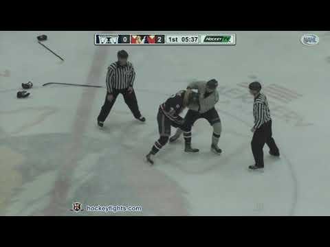 Mitchell Hale vs. Anthony Mastromonica