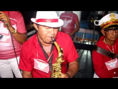 Momentos do  Festejo Divino Espirito Santo em Alvarães 2017