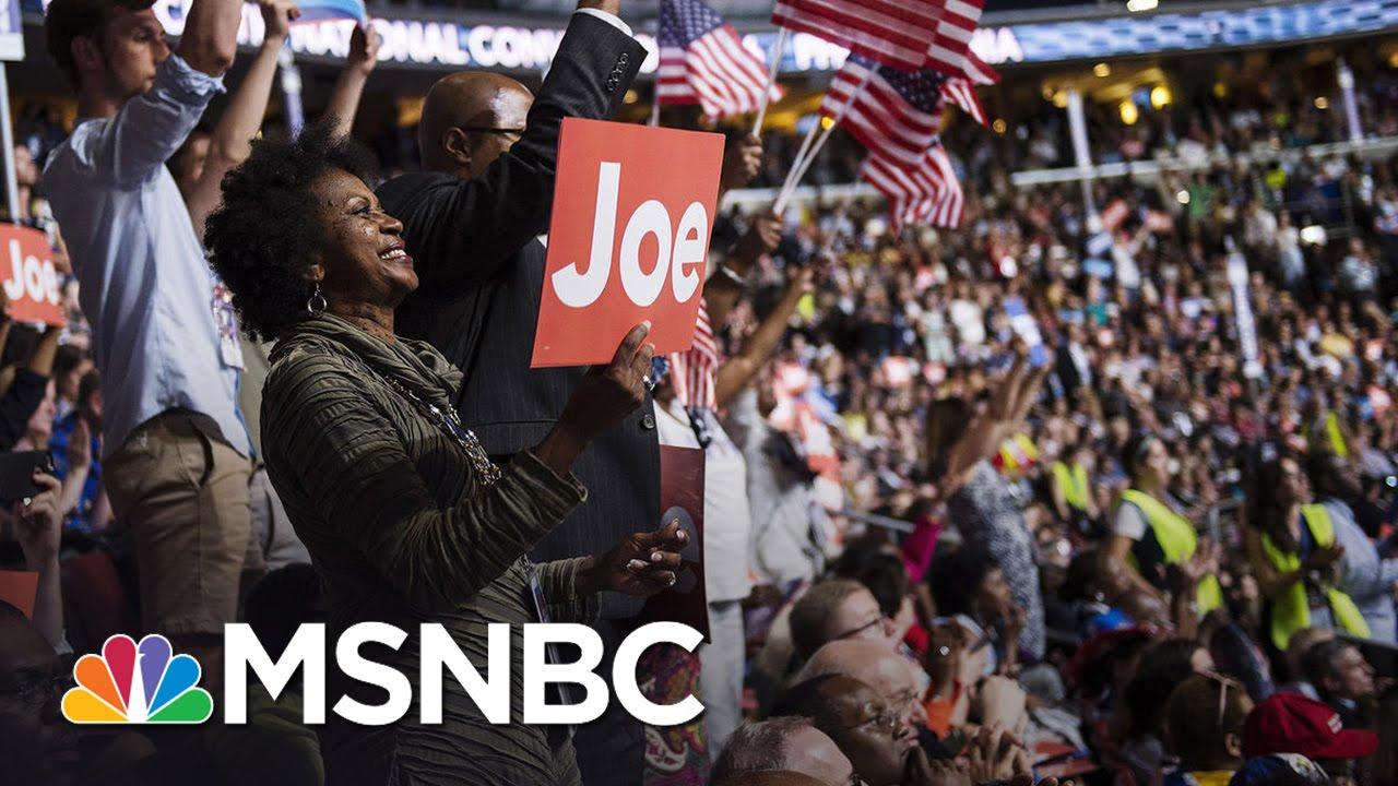 Democrats On Message, Address Blue Collar Voters | Morning Joe | MSNBC thumbnail