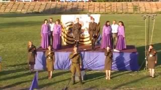 День Победы - танец к песне Л. Лещенко