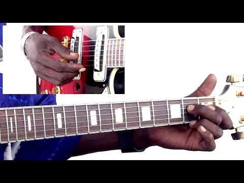 West African Guitar Lesson - Bambara Part 1 - Zoumana Diarra