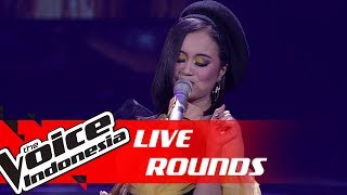 Anis - Malam Biru (Sandy Sondoro) | Live Rounds | The Voice Indonesia GTV 2019