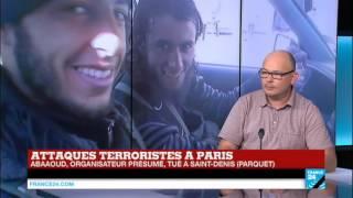 """Attentats de Paris : """"A l'origine, Abdelhamid Abaaoud c'était une petite main du jihad"""""""