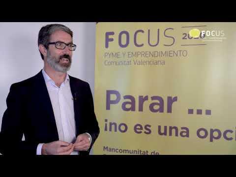 Entrevista expres a Justo Vellón en Focus Pyme en Vistabella[;;;][;;;]