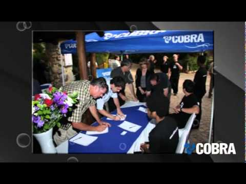 Cobra 60th birthday roadshow -- Pretoria (Video)