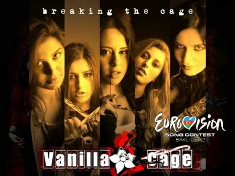 Vanilla Cage - Breaking the Cage - demo - EUROVISION SONG CONTEST 2012 (GEORGIA) with LYRICS
