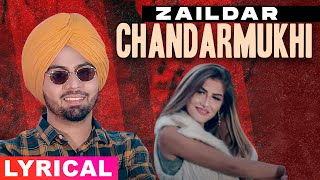 Chandarmukhi (Lyrical) | Zaildar | Fateg | Latest Punjabi Songs 2021 | Speed Records