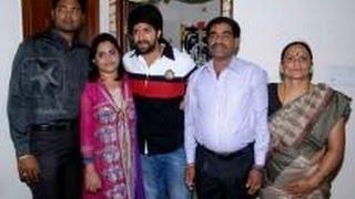 kannada actor yash family photos