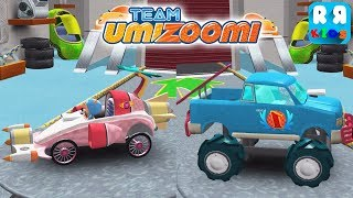 Team Umizoomi: Math Racer - Best Apps for Kids | Geo WithTurbo Car vs Milli Jeep Car