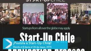 SUP News | Apply now to Start-Up Chile