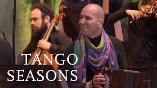 Tango Seasons (Trailer) / Cappella Gabetta / Andrés Gabetta / Mario Stefano Pietrodarchi