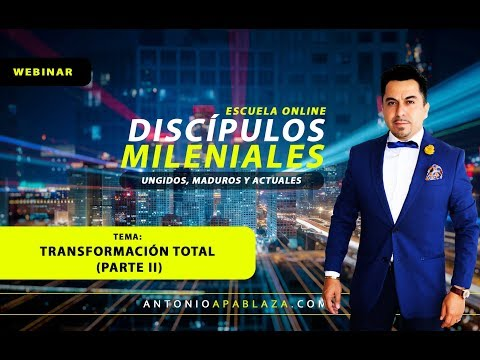 TRANSFORMACIÓN TOTAL II