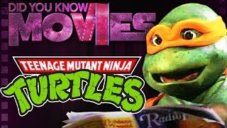 TMNT: The Movie that Almost DIDN
