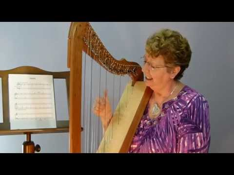 Lesson 1 - Harp Lessons with Darlene