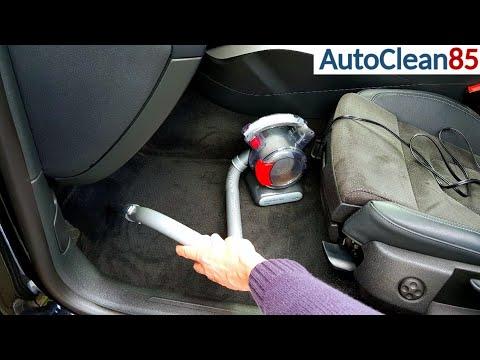 Auto Innenraum aufbereiten / Autostaubsauger / Black and Decker PD1200AV