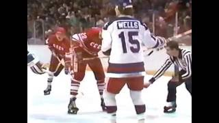 1980 Olympic Hockey USA vs USSR